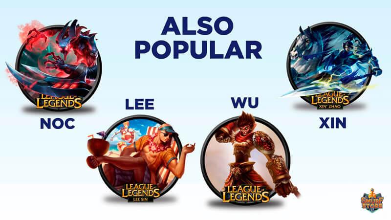 Top 10 Best Junglers In League Of Legends Season 7