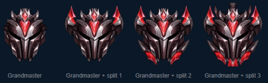 lol grandmaster border image