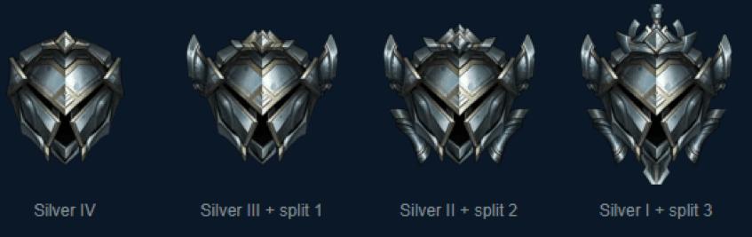 league of legends silver image